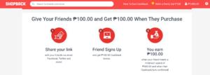 ShopBack Cheat Sheet